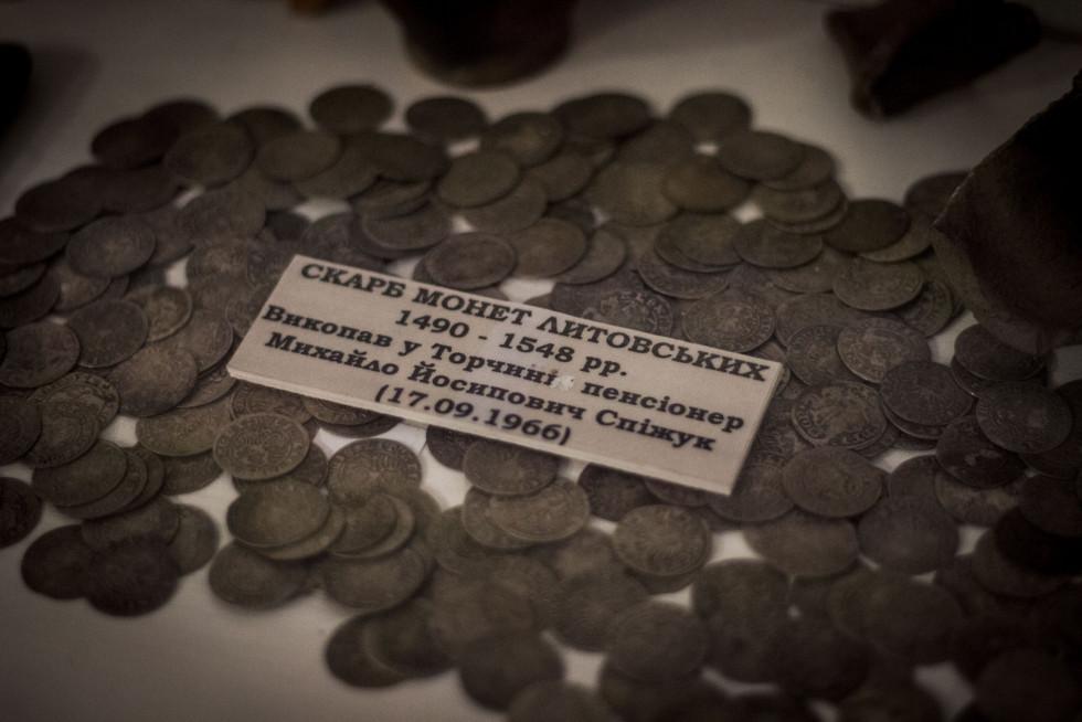 Монетний скарб