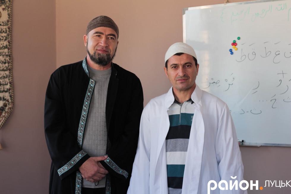 Імам Хайреттіна та Сервер Зейнідінов