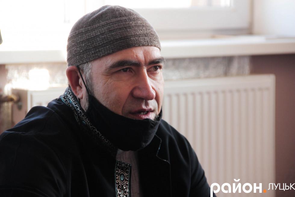 Сервер Зейнідінов